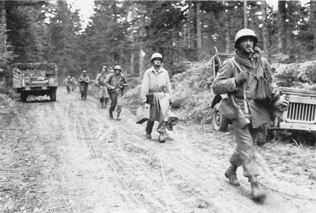 ... US Seventh Army, France, late 1944. (US Army Center of Military